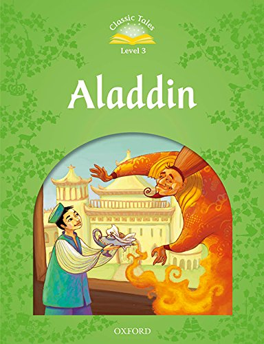 Classic Tales Second Edition: Classic Tales 3. Aladdin. MP3 Pack