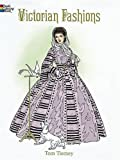 Victorian Fashions Coloring Book