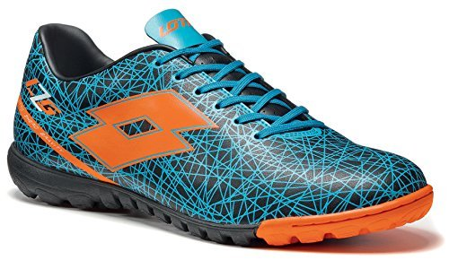 Lotto Zhero Gravity VII 700 TF, Herren, Gr. 44 (EU), Black/Blue Bombay