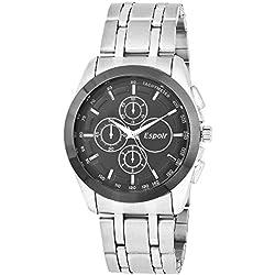 Espoir Dexter Analog Black Dial Men's Watch FS0507