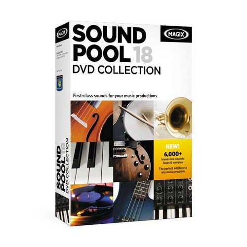 MAGIX Soundpool DVD Collection 18 (Foto-maker)