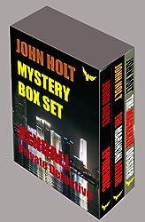 Kendall - Private Detective - Box Set