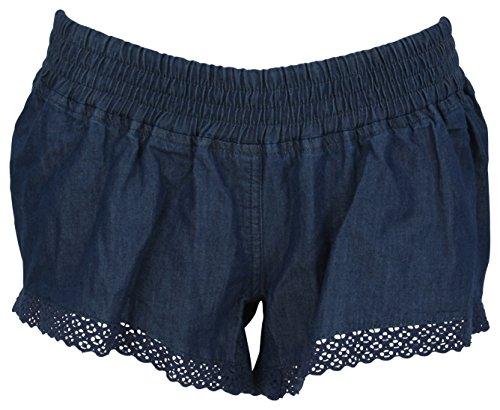 Ex-Store Damen Short Gr. 44, blau