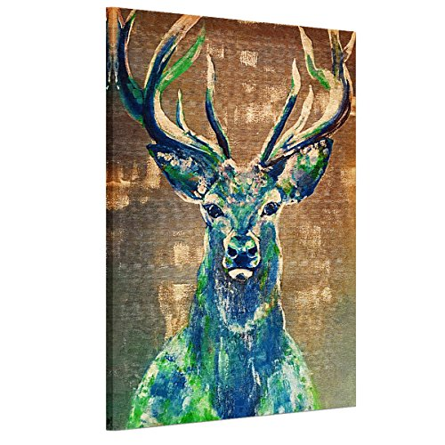 uniquebella-ready-to-hang-canvas-pictures-colors-lovely-abstract-zebras-painting-printed-on-canvas-s