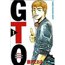 GTO (Great Teacher Onizuka) Vol. 1 (Ji Ti O) (in Japanese)