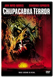 Chupacabra Terror [DVD] [Region 1] [US Import] [NTSC]