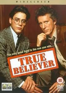 True Believer [DVD] [2001]