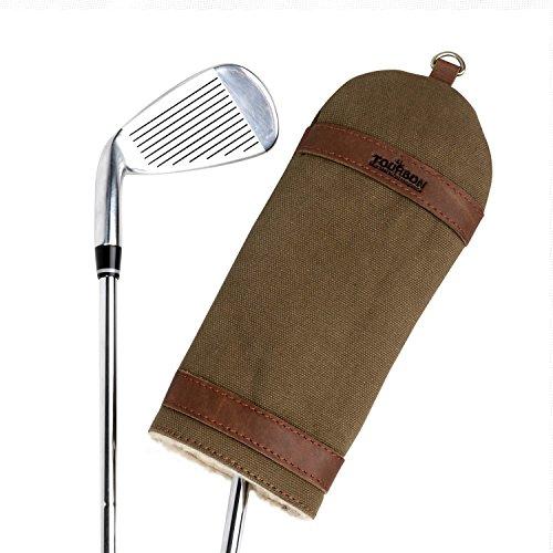 Tourbon Golf Club Headcovers für Fahrer, Fairway Woods,Hybrids und Putter - Hybrid-golf-fahrer