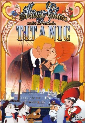 Mäuse-Chaos unter Deck der Titanic -