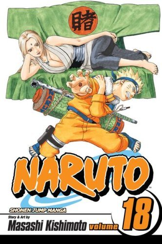 Naruto, Vol. 18: Tsunade's Choice (Naruto Graphic Novel) (English Edition) (Naruto-tsunade)
