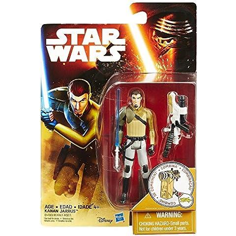 Star Wars The Force despierta 3.75Inch Desierto Misión Kanan Jarrus Figura