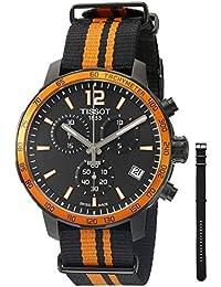 238f54955841 Tissot hombre T0954173705700 analógico pantalla Cuarzo Reloj multicolor
