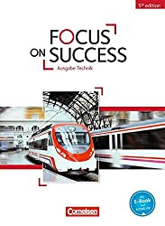 Focus on Success - 5th Edition - Technik: B1-B2 - Schülerbuch