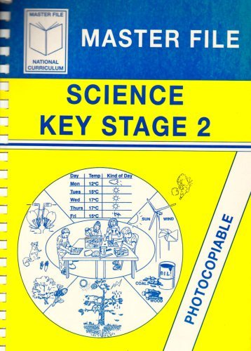 Science: Key Stage 2 (Masterfiles) by D.C. Perkins (1996-01-06)