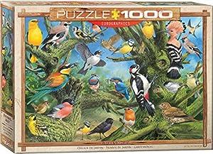 Eurographics 6000-0967 Puzzle Puzzle - Rompecabezas (Puzzle Rompecabezas, Animales, Niños y Adultos, Pájaro, Niño/niña, Interior)