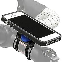 Quad Lock QLK-BKE-IPSE - Soporte de bicicleta para Apple iPhone 5/5S, negro