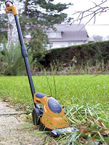 Fahrstock- u. Radsatz Set zur Akku Gras-/ Strauchschere