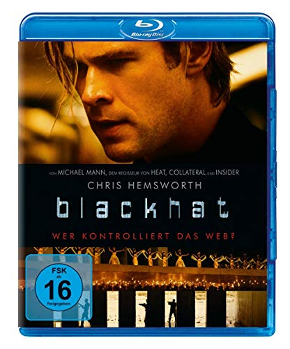 Blackhat [Blu-ray]