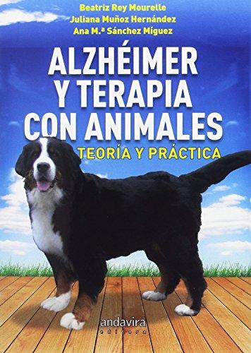 Alzheimer y terapia con animales