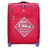 Enrico Benetti leichttrolley Gewicht superleicht 1,6 kg 39 liter Koffer