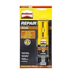 UniBond Repair Power Epoxy Wood - 25 ml