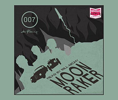Moonraker (Unabridged Audiobook)
