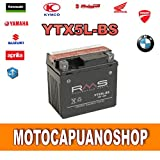Batterie YTX5L-BS Kymco 50 Dink Classic Air 2T Euro 2 2003 2004 2005 2006 2007