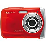 Easypix Aquapix W1024 Splash rouge