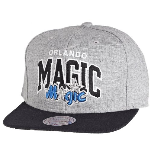 Mitchell & Ness Snapback Cap - USA FLAG Orlando Magic grau