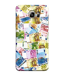 FUSON Designer Back Case Cover for Samsung Galaxy S6 G920I :: Samsung Galaxy S6 G9200 G9208 G9208/Ss G9209 G920A G920F G920Fd G920S G920T (Dollors rupees Dhinars currency Arts)