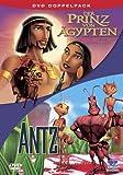 Der Prinz von Ägypten / Antz [2 DVDs] -