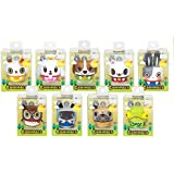 Canimals Collections 9 Figure Set (9 Canimal Figure) by Canimals