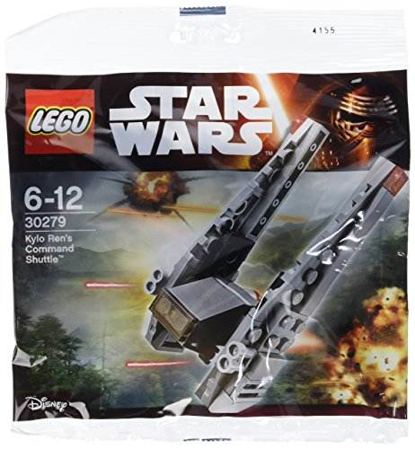 Lego Disney LEGO Star Wars 30279 Kylo Ren's Command Shuttle Polybag
