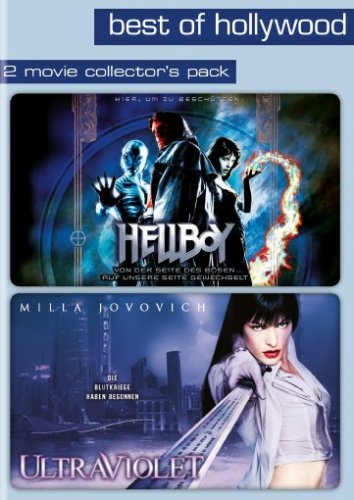 Best of Hollywood - 2 Movie Collector's Pack: Hellboy / Ultraviolet [2 DVDs]