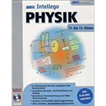 Intellego Physik, CD-ROMs : 11./12. Klasse, 1 CD-ROM Für Windows 95/98/Me