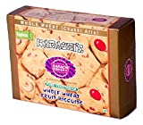 #5: Karachi Bakery Whole Wheat Fruit Biscuits, 400g