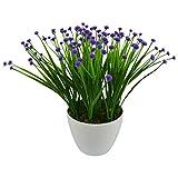 Thefancymart Artificial Flowers Grass fl...