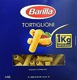 Barilla Pasta Nudeln Tortiglioni n. 83, 1 kg