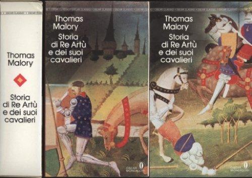 Storia di Re Art e dei suoi cavalieri 2 VOLUMI
