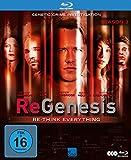 ReGenesis - Season 3 (OmU) [Blu-ray]