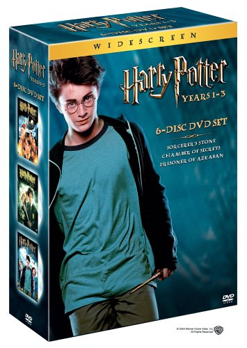 Click for larger image of Harry Potter Collection [DVD] [2002] [Region 1] [US Import] [NTSC]