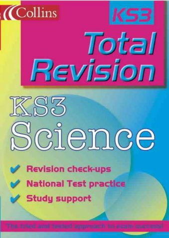 Total Revision – KS3 Science (Collins Study & Revision Guides)