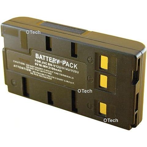 Batterie compatible pour JVC