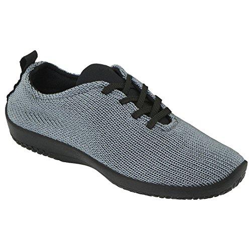 Arcopedico Womens LS 1151 Titanium Fabric Shoes 40 EU