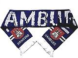 Familienkalender Schal Hamburg Fussball Bundesliga Fan Sports Meine Perle blau