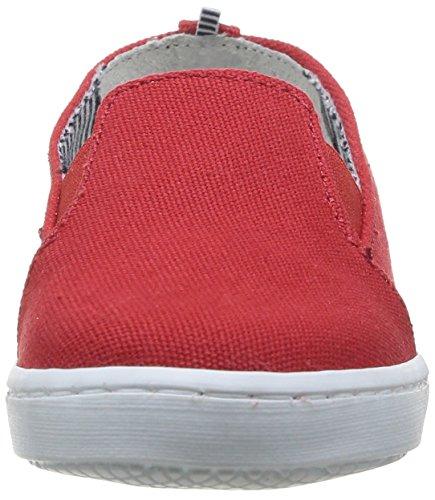 Petit Bateau Loon, Baskets mode mixte enfant Rouge