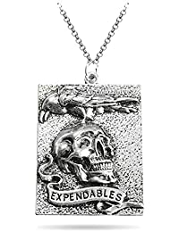 Famous 'The Expendables' Necklace By Via Mazzini