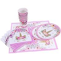 Hemore Unicorn Paper Cups Tazas Unicornio Para El Partito