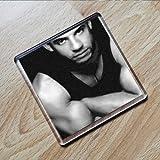 VIN DIESEL - Original Art Coaster #js005 by Coasters - Actors