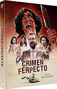 Crimen Ferpecto: Ein ferpektes Verbrechen - UNCUT - 2-Disc Limited Collector's Edition Nr. 10 (Blu-ray + Soundtrack CD) - Limitiertes Mediabook auf 555 Stück, Cover A